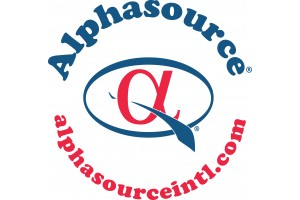 Alphasource Circle logo 2